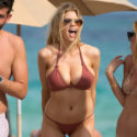 Charlotte McKinney Day 3 Thong Bikini